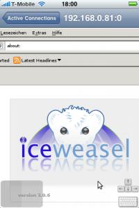 iSSH Screenshot 3