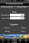 Mobiler MwSt Rechner 2.5 (Screenshot 3)