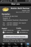 Mobiler MwSt Rechner 2.5 (Screenshot 4)
