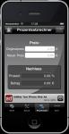 Mobiler MwSt-Rechner 3.0 / Screenshot 5