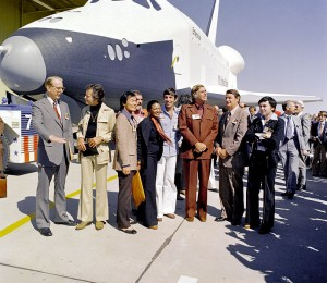 Space Shuttle Enterprise / Quelle: wikipedia.com