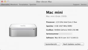 MacOS Lion