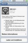 OTA Update Screenshot